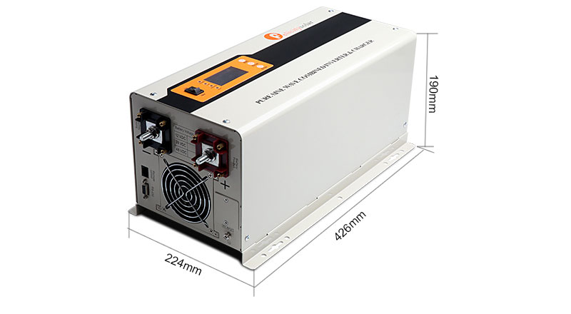 5KVA 48V Low Frequency Inverter For UPS Solar System