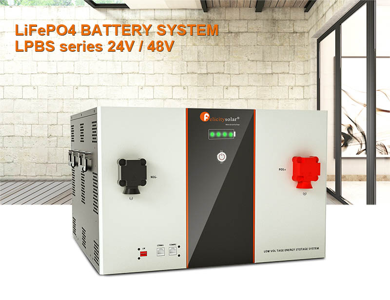 10KWH Lithium LiFePo4 Battery