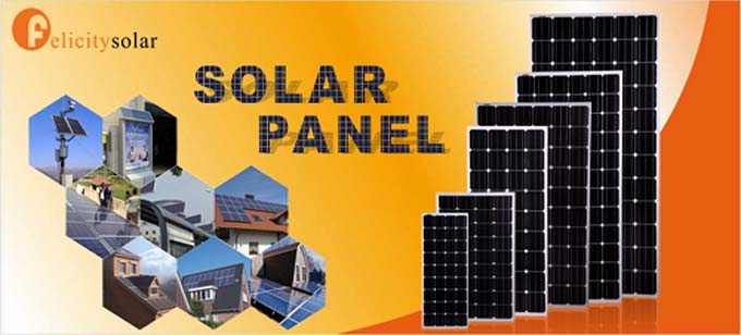 High Power 260 Watt Photovoltaic Solar Panel For Solar Energy System
