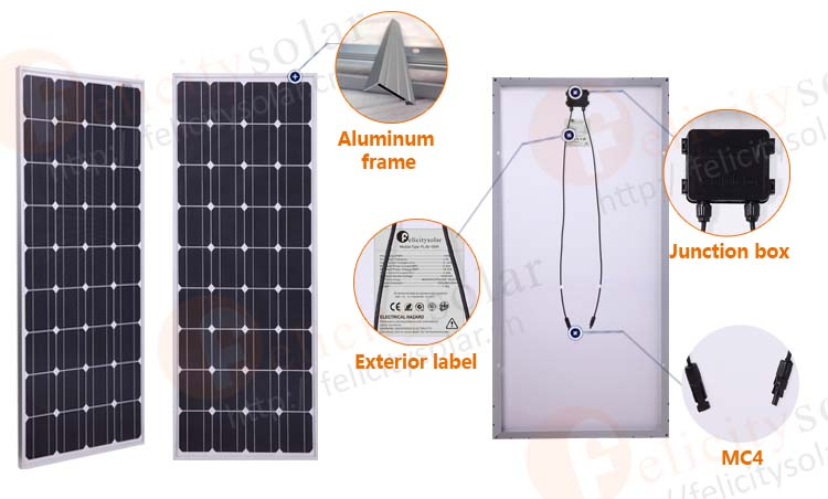 Grade A High Quality Cheap Price 265w Solar Panel For Guinea