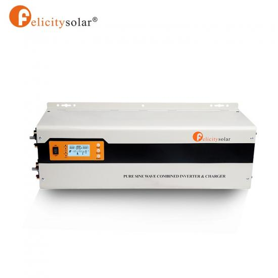 5000va 48v Pure Sine Wave New Energy Inverter
