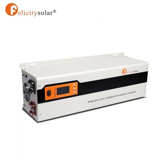 7.5Kva 48v Pure Sine Wave New Energy Inverter